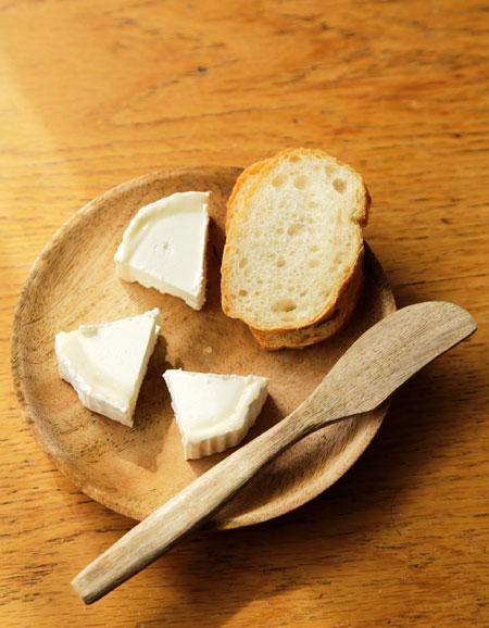 マンゴーウッドバターナイフ